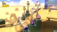 Pantalla Super Mario 3D World