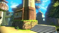 Comparativa grfica de The Legend of Zelda: Wind Waker