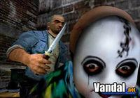 Pantalla Manhunt