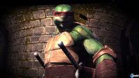 Pantalla Teenage Mutant Ninja Turtles: Desde las sombras XBLA