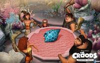 Pantalla Los Croods: Fiesta Prehist�rica