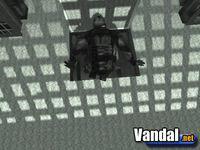 Pantalla Splinter Cell: Pandora Tomorrow