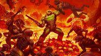 DOOM teaches us work behind the design of your cover video