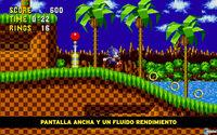 Pantalla Sonic The Hedgehog