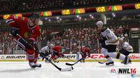 Pantalla NHL 14