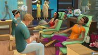 EA shows the contents Day Spa for The Sims 4