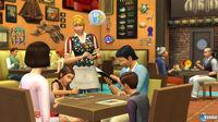 expansion 'Gourmet Getaway' of the Sims 4 is now available