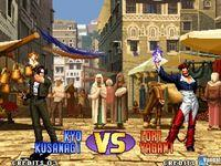 The King of Fighters '98 CV