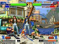 Imagen The King of Fighters '98 CV