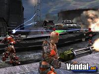 Pantalla Unreal Tournament 2004