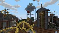 Aparências steampunk e horror vem para Minecraft para Xbox One