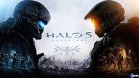 Illustration Presented cover of Halo 5: Guardians