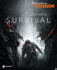 The expansion 'Survival' of The Division comes to PS4 along with a patch for PS4 Pro