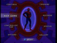 Pantalla Spider-Man