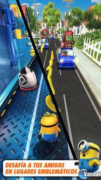 Gru mi villano favorito: Minion Rush