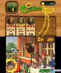 Pantalla Gardenscapes