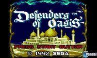 Defenders of Oasis CV