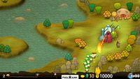 Pantalla Pixel Junk Monsters Ultimate HD