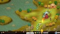 Pantalla Pixel Junk Monsters Ultimate HD