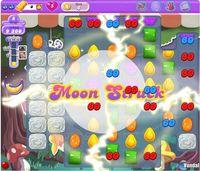 Pantalla Candy Crush Saga