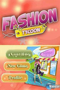 Fashion Tycoon DSiW