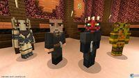 Minecraft announced and presented theme packages and Star Wars Halloween