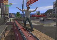 Pantalla Tony Hawk's Pro Skater 3