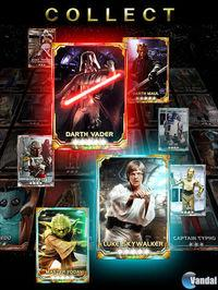 Pantalla STAR WARS FORCE COLLECTION