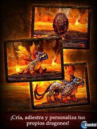 Pantalla Dragons of Atlantis: Los Herederos del Drag�n