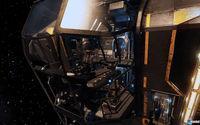 So will the interiors of ships Elite: Dangerous