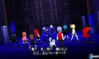 Rei and Aigis add to Person Q Shadow of the Labyrinth