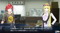 The detective Kyoko Kuremi stars in the new images of Digimon Story: Cyber Sleuth