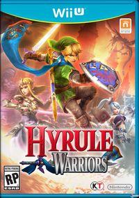 Artwork and Cover by Hyrule Warriors