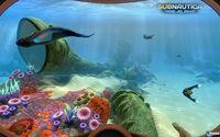 The submarine simulation game Subnautica will hit Xbox One