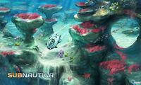 The submarine simulation game Subnautica reach Xbox One