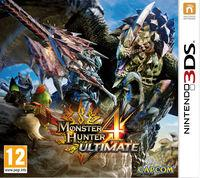 Monster Ultimate Hunter 4 receives its latest monthly update