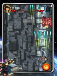 LEGO Star Wars : MicroFighter comes to the App Store
