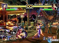 Pantalla King of Fighters '99: Evolution