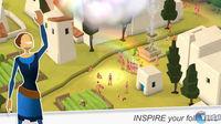 Godus, le dernier jeu de Peter Molyneux, est maintenant disponible iOS