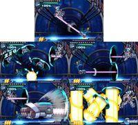 New images and illustrations of Azure Striker Gunvolt