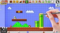 Pantalla Super Mario Maker