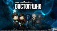 Doctor Who comes to LittleBigPlanet this week