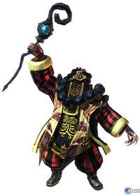So are the enemies of Z2 Onechanbara: Chaos