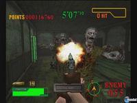 Pantalla Resident Evil Survivor 2 Code: Veronica