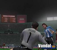 Pantalla Pro Evolution Soccer 3