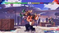 New images of Guile Street Fighter V