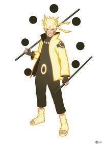 Pantalla Naruto Shippuden: Ultimate Ninja Storm 4