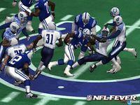 Pantalla NFL Fever 2004