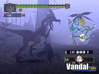 Pantalla Monster Hunter