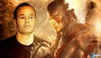Sony organiza un concurso para jugar una partida a God of War: Ascension con Andr�s Iniesta